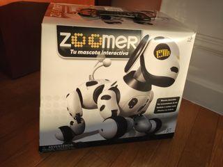 Zoomer Perro Robot inteligente control remoto