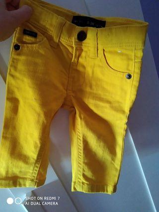 dos pantalones vaqueros