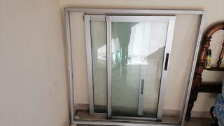 ventanas de crimalit de aluminio