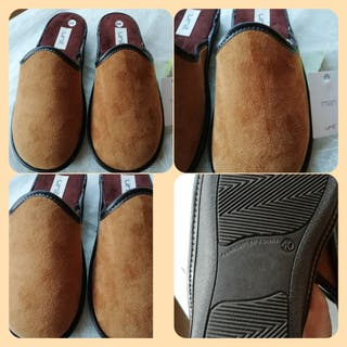 zapatillas casa CONFORT NUEVAS pies delicados 40