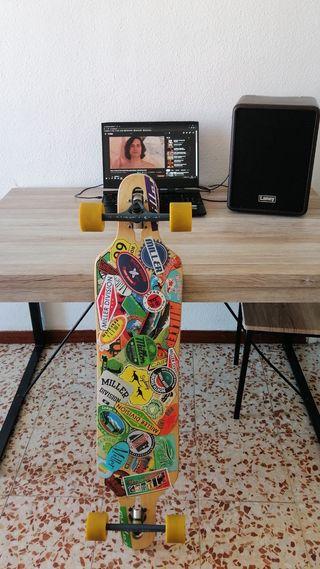"""longboard Miller Travel Stickers 41"""""""