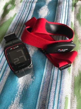 Reloj pulsómetro con GPS POLAR M400