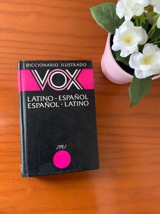 Diccionario Latín Español