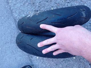 Neumáticos pitbike