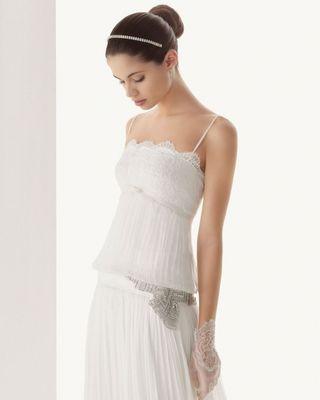 Vestido novia Rosa Clará modelo Balear