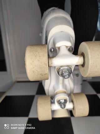 Patines Roller School 4 ruedas del 37