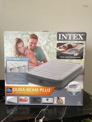 Colchón hinchable Intex 2 personas.