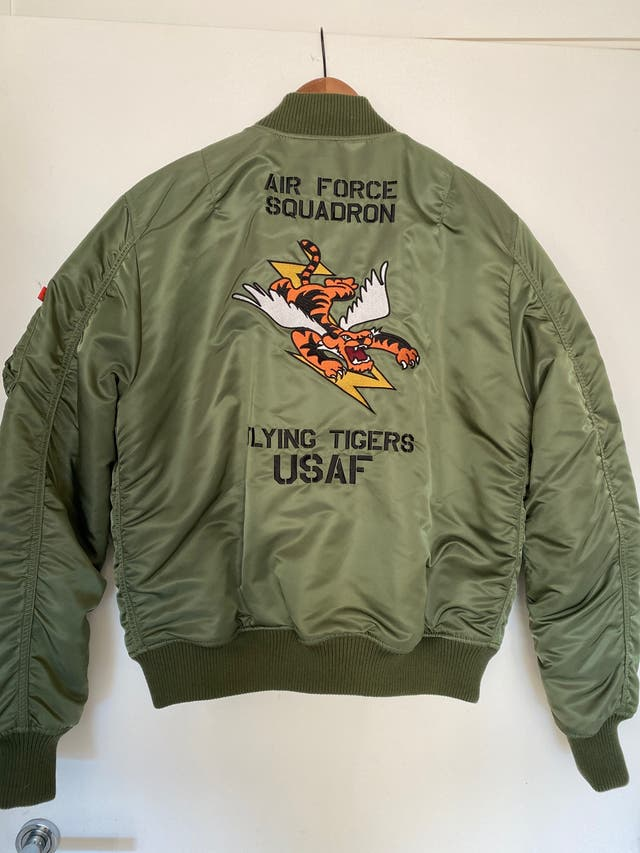 Bomber Alpha Industries Flying Tigers