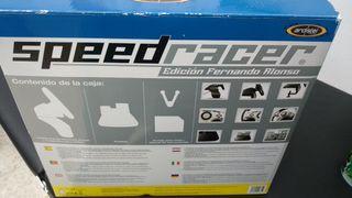 volante y pedales para speed Racer PS one y ps2
