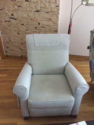 Sillón Relax Reclinable Muren Ikea