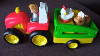 tractor Fisher price
