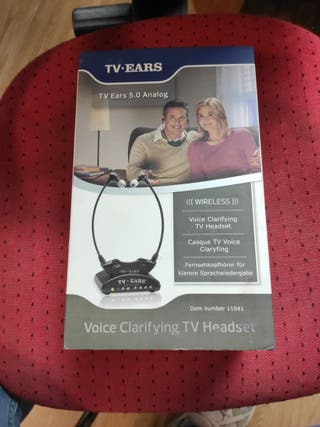 auriculares TV ears 5.0 analog