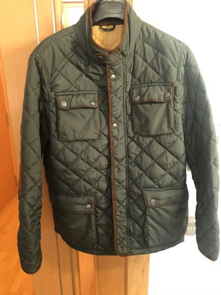 "Parka tipo barbour ""The time of Bocha"""