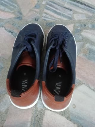 Zapatillas Zara 42