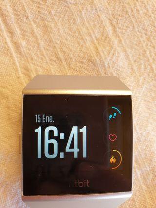 reloj fitbit ionic edición adidas