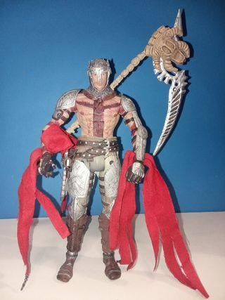 Figura Dante's Inferno de PS3 NECA