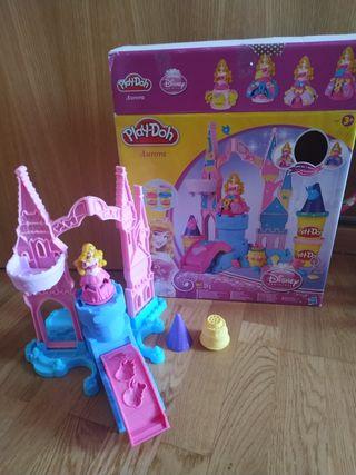PlayDoh Princesas Disney