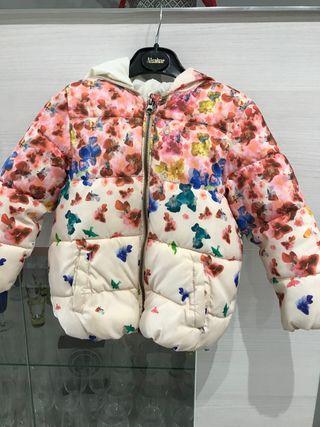 Anorak- Abrigo de niña