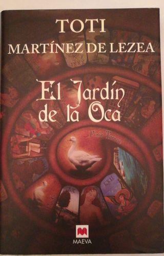 El Jardín de la Oca (Toti Martínez de Lezea)