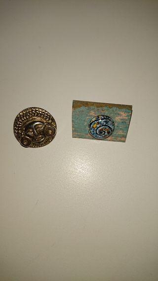 Pins artesanía de Galicia