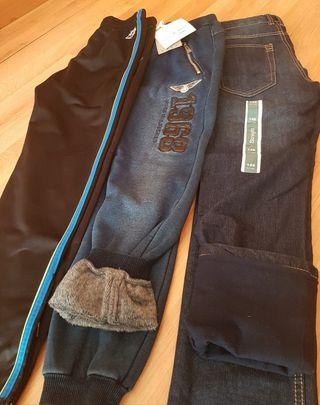 Pantalones niño 10-11 años