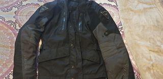 chaqueta de moto dainese cordura