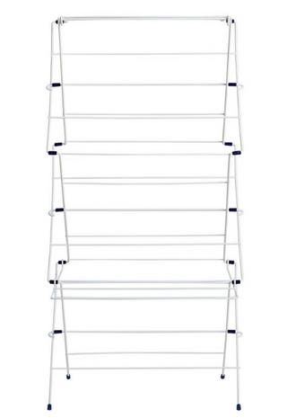 Home 12m 3 Tier Indoor Clothes Airer