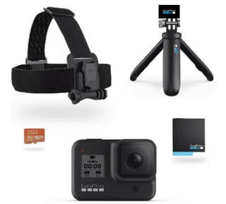 GoPro Hero8 Black+accesorios