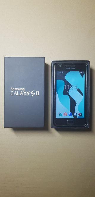 Samsung Galaxy SII i9100 y complementos