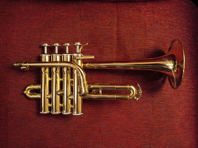 Trompeta Piccolo