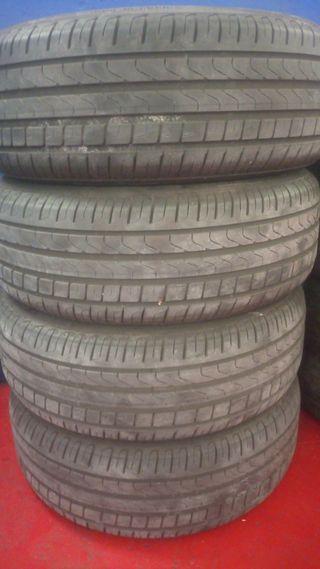 4 Neumáticos Pirelli P7 205/60R16 92H