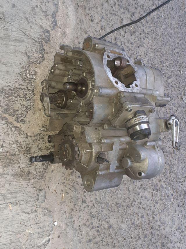 motor derbi gpr