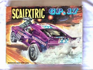 SCALEXTRIC GP-17