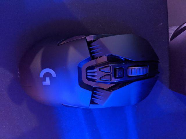 Logitech G903 Lightspeed ratón gaming inalámbrico
