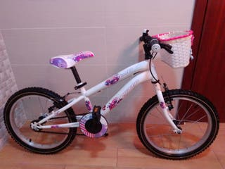 Bicicleta Megamo Kid Girl 18
