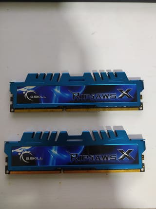 Memoria RAM 4GB x2 (8GB)