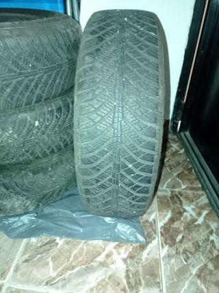 4 neumáticos nuevas 185/65 R14