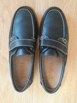 Zapatos náuticos nuevos 36