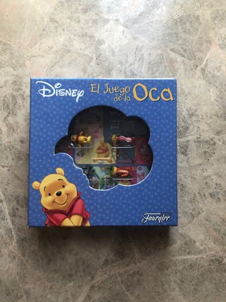 El juego de la oca, Winnie the Pooh