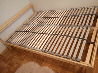 cama matrimonio Ikea luroy