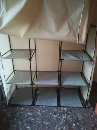 armario estantería