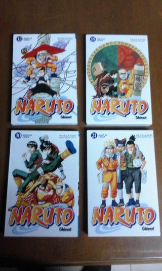Naruto manga en catalán