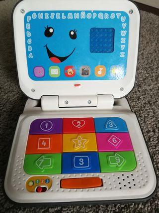 ordenador para bebés