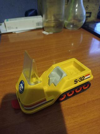 oruga nieve playmobil