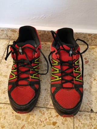 Zapatillas Salomon N44 2/3