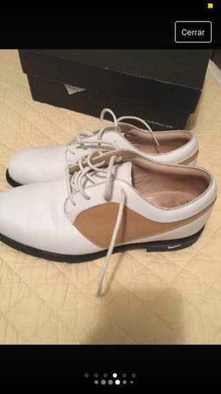 "Zapatos Golf ""Nike Air"""