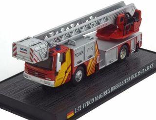 Precioso camión escala alemán IVECO MAGIRUS 1:72