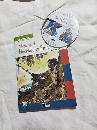Adventures of Huckleberry Finn + audio CD