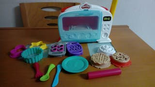 PlayDoh Microondas