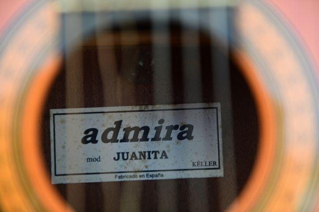 Guitarra española.